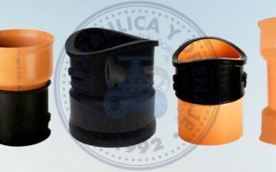 ¿Conoces las conexiones de PVC Alcantarillado para tubo PAD corrugado?